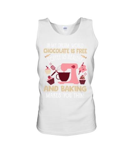 Baking makes you thin