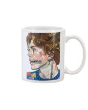 dentistry abstrac Mug tile