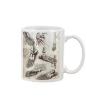 podiatry vintage anatomy Mug tile