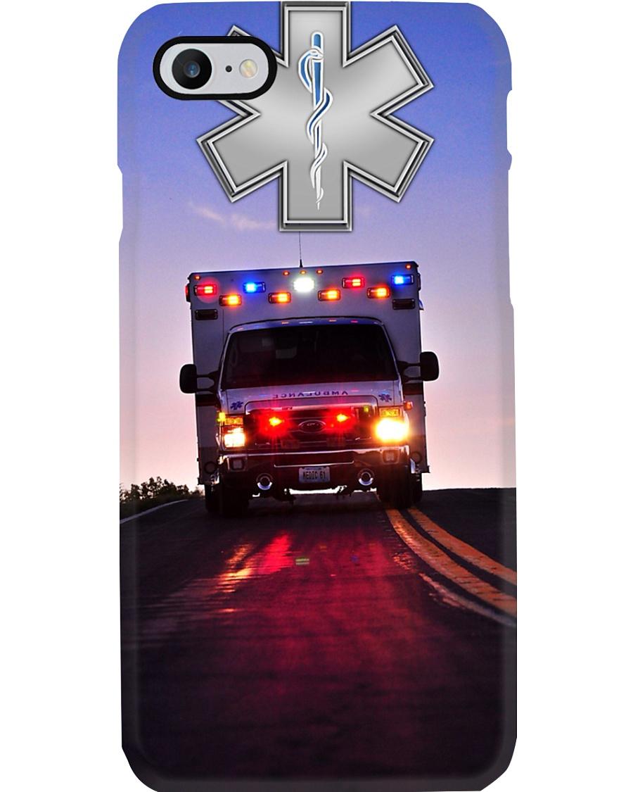 ambulance night  Phone Case