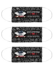 EMT storm 2020 mas Cloth Face Mask - 3 Pack front