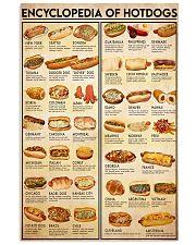 hotdog ency 24x36 Poster front