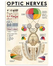 Optic nerve 24x36 Poster front