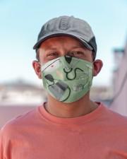 nurse scrub mask 4 Cloth Face Mask - 3 Pack aos-face-mask-lifestyle-06