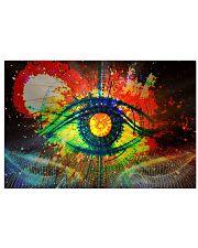 Eye colorful dvhd-pml 36x24 Poster front
