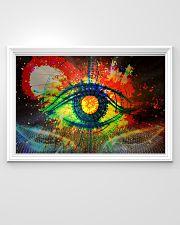Eye colorful dvhd-pml 36x24 Poster poster-landscape-36x24-lifestyle-02