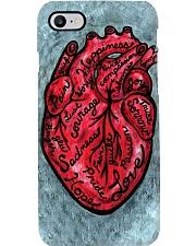 heart courage Phone Case i-phone-8-case