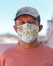 dental technician i am mas Cloth Face Mask - 3 Pack aos-face-mask-lifestyle-06