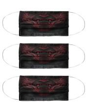 samurai-mask Cloth Face Mask - 3 Pack front