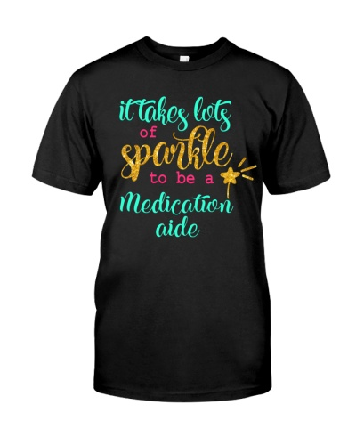 Medication aide sparkle