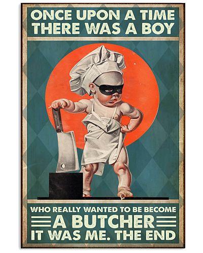 Butcher once upon