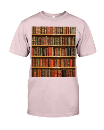 book shelf mug