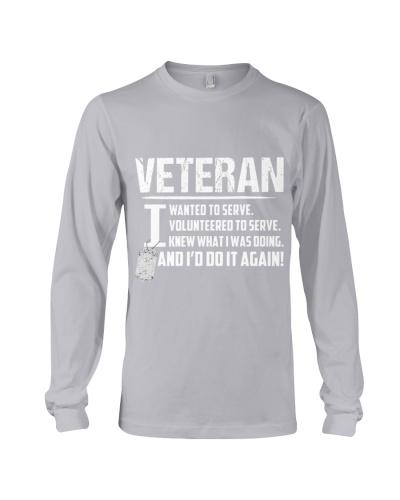 veteran do it again
