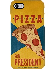 pizza president  Phone Case i-phone-8-case