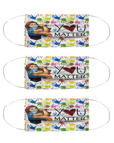mask matter counselor