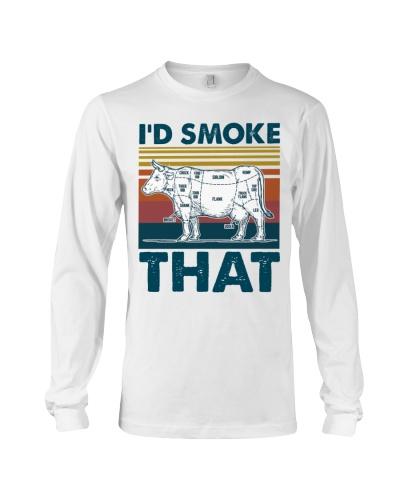 smoke that