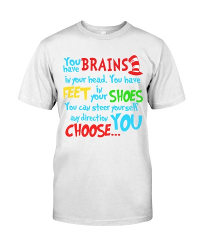 you have brains