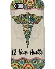 Nurse mandala phonecase Phone Case i-phone-8-case
