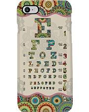 mandala phonecase optometrist Phone Case i-phone-8-case