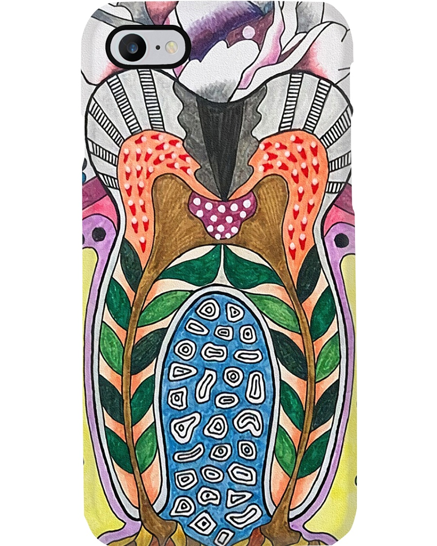 dental-abstract 0905 16 Phone Case
