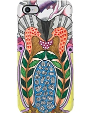 dental-abstract 0905 16 Phone Case i-phone-8-case