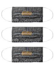 pancake mask Cloth Face Mask - 3 Pack front