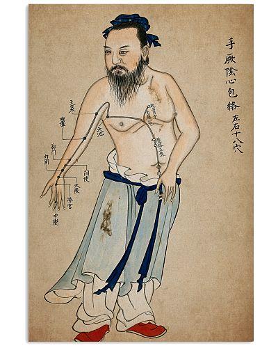 acupuncture print antique 4