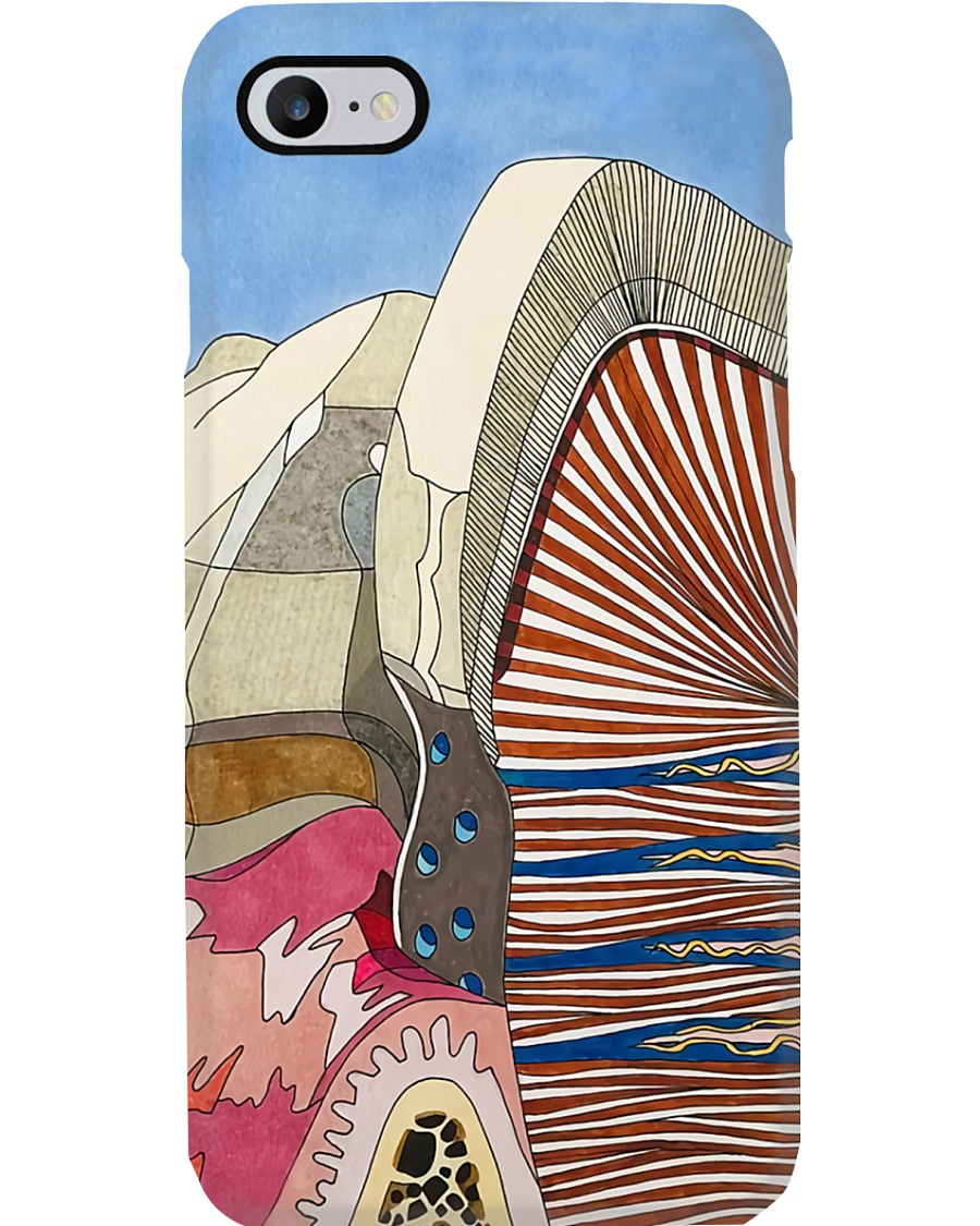 dentist-abstract 4ad 0705 -2 Phone Case