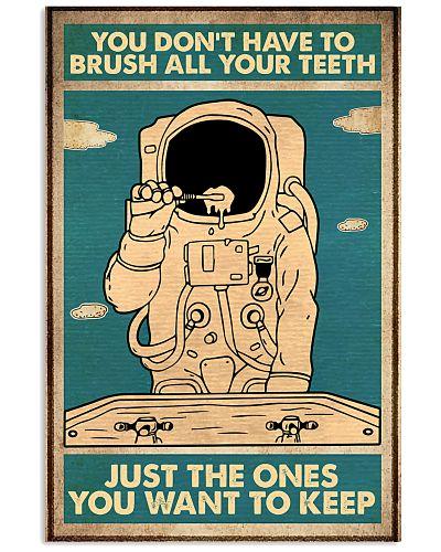 brush teeth astro