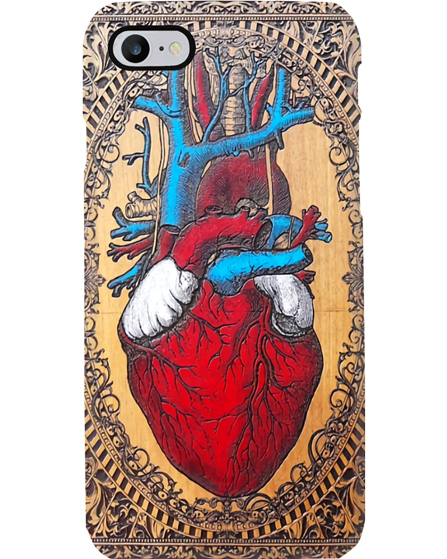 phonecase heart cardiologist Phone Case