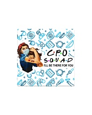 mas-squad CPO  Square Magnet thumbnail