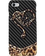 nurse leopard case Phone Case i-phone-8-case