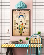 cosmic creative dvhd 24x36 Poster lifestyle-poster-6