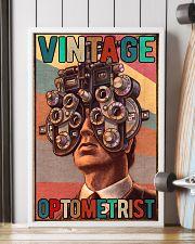 Vintage optometrist poster 24x36 Poster lifestyle-poster-4