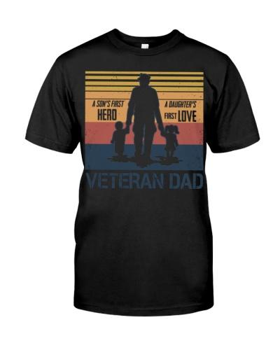 veteran dad retro