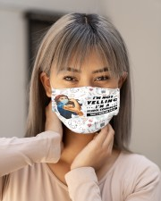 School Counselor Cloth Face Mask - 3 Pack aos-face-mask-lifestyle-18