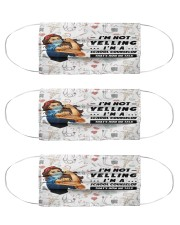 School Counselor Cloth Face Mask - 3 Pack front