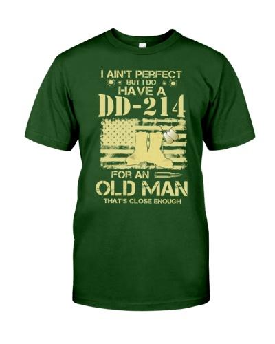 veteran I do have a dd 214