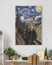 scream-phoropter dvhd 20x30 Gallery Wrapped Canvas Prints aos-canvas-pgw-20x30-lifestyle-front-03