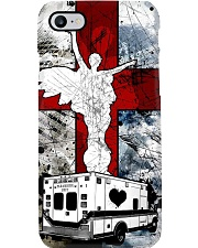 paramedic cross phoencase Phone Case i-phone-8-case