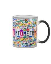 plate mask optometry Color Changing Mug thumbnail