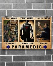 Paramedic passion dvhd-NTH 17x11 Poster poster-landscape-17x11-lifestyle-18