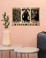 Paramedic passion dvhd-NTH 17x11 Poster poster-landscape-17x11-lifestyle-21