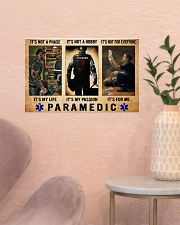 Paramedic passion dvhd-NTH 17x11 Poster poster-landscape-17x11-lifestyle-22