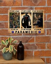 Paramedic passion dvhd-NTH 17x11 Poster poster-landscape-17x11-lifestyle-23