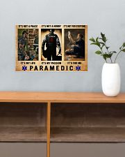 Paramedic passion dvhd-NTH 17x11 Poster poster-landscape-17x11-lifestyle-24