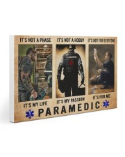 Paramedic passion dvhd-NTH Gallery Wrapped Canvas Prints tile