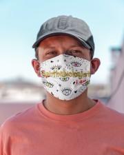 ophthalmologist i am mas Cloth Face Mask - 3 Pack aos-face-mask-lifestyle-06