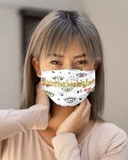 ophthalmologist i am mas Cloth Face Mask - 3 Pack aos-face-mask-lifestyle-18