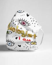ophthalmologist i am mas Cloth Face Mask - 3 Pack aos-face-mask-lifestyle-21